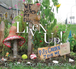 Phil Edmonds | Liven Up CD